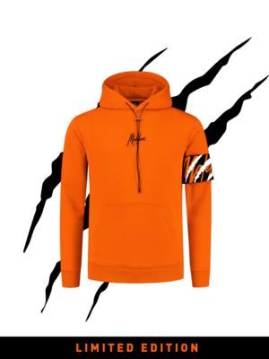 Malelions Captain Scratch Hoodie - Orange