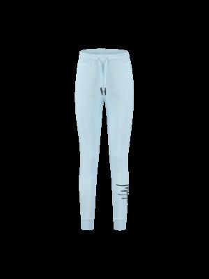 Malelions Women Women Captain Trackpants - Light Blue/Antra