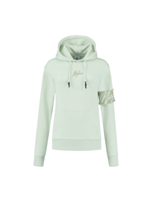 Malelions Women Women Captain Hoodie - Light Sage