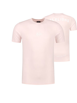 Malelions Malelions Gyzo T-Shirt - Pink