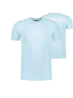 Malelions Malelions Gyzo T-Shirt - Light Blue