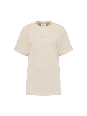 Malelions Women Women Lou T-Shirt - Beige