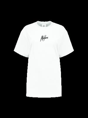 Malelions Women Women Lou T-Shirt - White