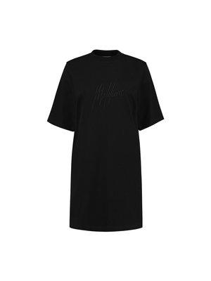 Malelions Women Women Lou T-Shirt Dress - Black