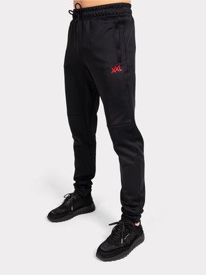 Malelions // XXL Nutrition Malelions // XXL Nutrition Pants - Black/Red