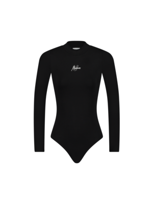 Malelions Women Women Bodysuit - Black