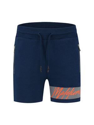 Malelions Captain Short - Navy/Orange