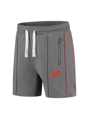 Malelions Thies Short 2.0 - Matt Grey/Peach