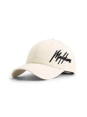 Malelions Essentials Cap - Off-White