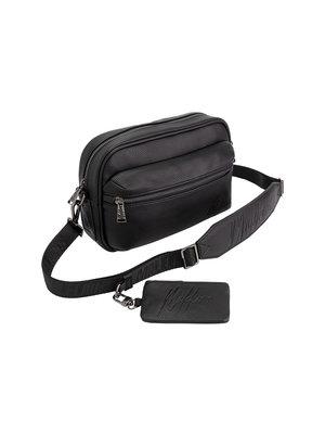 Malelions Men Void Messenger Bag - Black