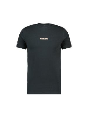 Malelions Sport Sport Coach T-Shirt - Antra/Pink