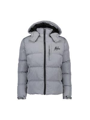 Malelions Sport Sport Astro Puffer - Light Grey