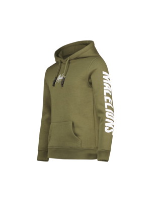 Malelions Junior Junior Lective Hoodie - Army