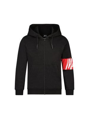 Malelions Junior Junior Captain Vest - Black/Red