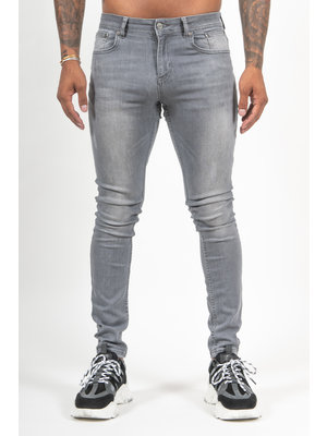 Malelions Clean Jeans - Grey