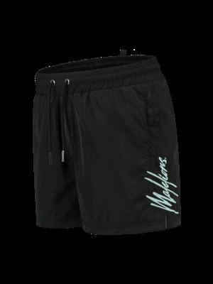 Malelions x Eddy's Malelions x Eddy's Signature Swimshort - Black/Mint