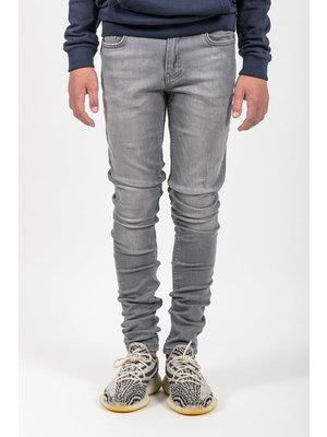 Malelions Junior Junior Clean Jeans - Light Grey