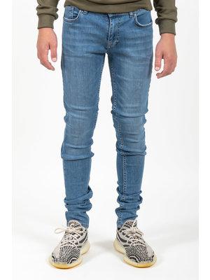 Malelions Junior Junior Clean Jeans - Light Blue