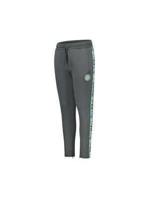 Malelions Junior Junior Sport Warming Up Trackpants - Antra/Mint