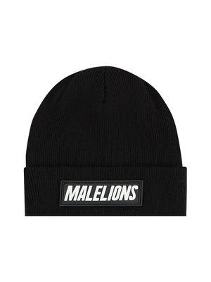 Malelions Nium Beanie - Black