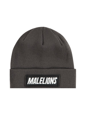 Malelions Men Nium Beanie - Antraciet
