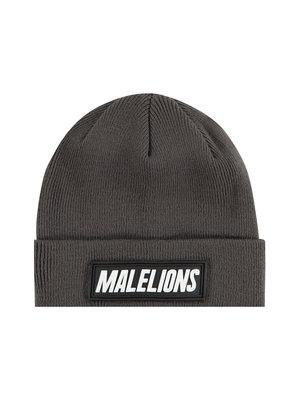 Malelions Nium Beanie - Antraciet