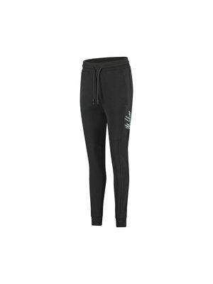 Malelions Women Women Multi Trackpants - Dark Antra/Mint