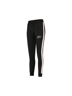 Malelions Women Women Sasha Trackpants - Black/Pink