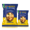 Guto's Pão de Queijo  (Braziliaanse Kaasbroodjes) 300g | 20g per broodje