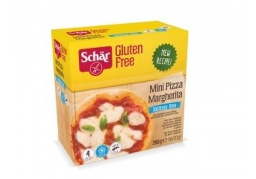 Schär Mini Pizza Margherita (Lactosevrij)