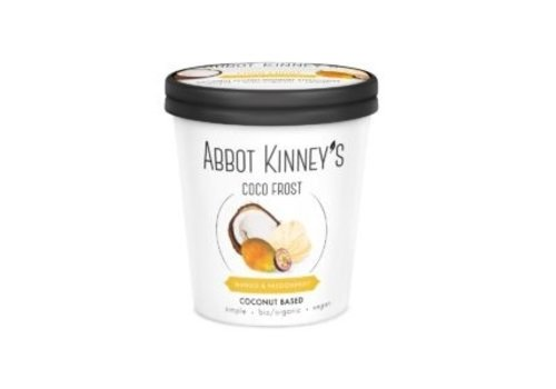 Abbot Kinney's Coco Frost Mango & Passionfruit Biologisch
