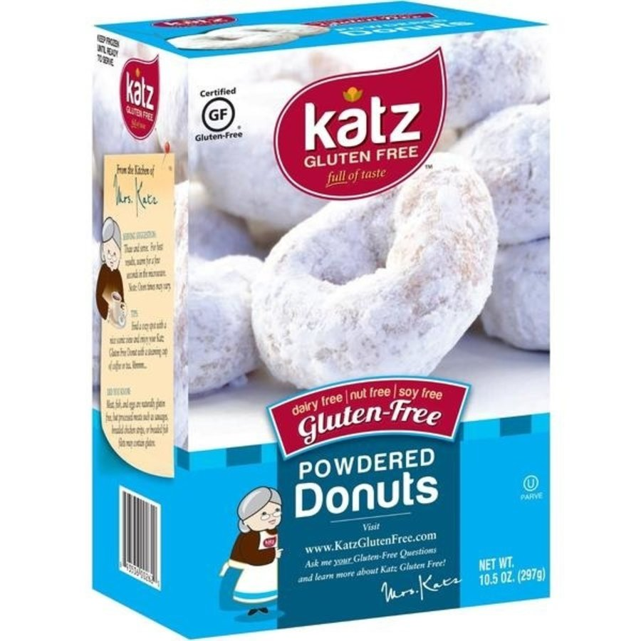 Donuts Poedersuiker