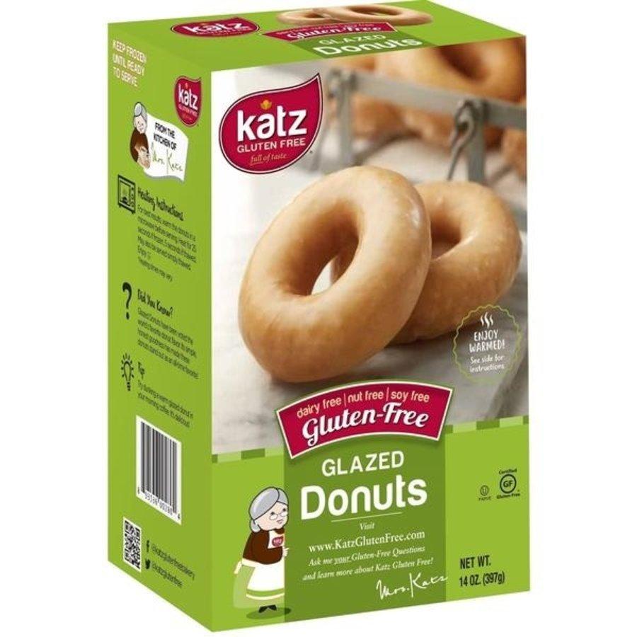 Donuts Vanilleglazuur