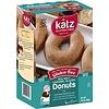 Katz Gluten Free Donuts Karamel Zeezout