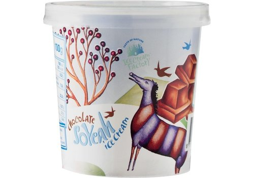 Ice Cream Factory SoYeah Chocolate Biologisch