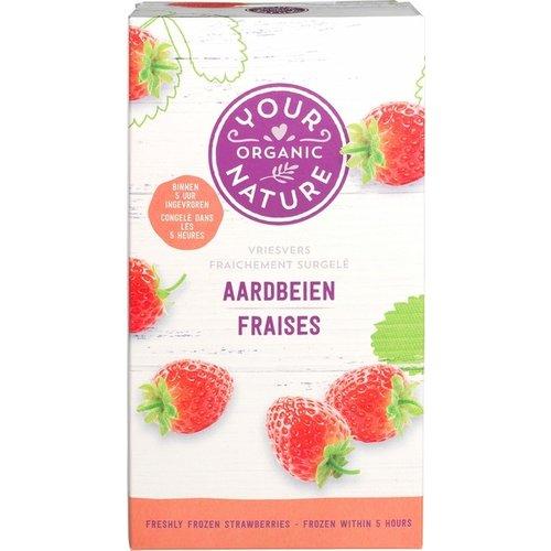 Your Organic Nature Aardbeien Biologisch