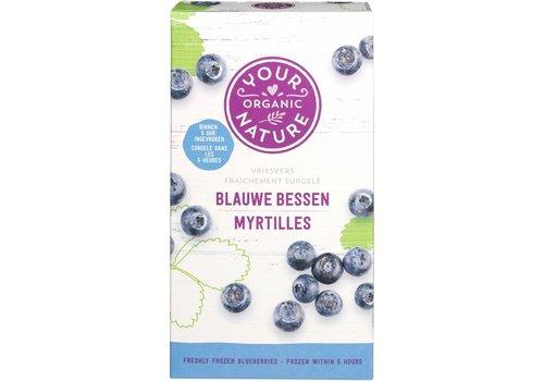 Your Organic Nature Blauwe Bessen Biologisch