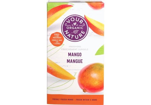 Your Organic Nature Mango Biologisch