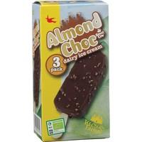 Sweet Cow Almond Choc 3-pack Biologisch