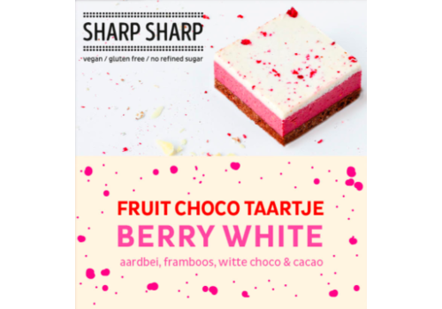 Sharp Sharp Berry White