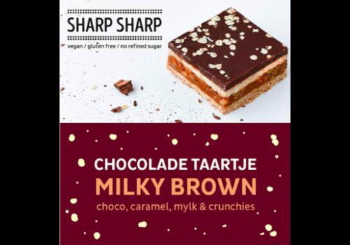 Sharp Sharp Milky Brown