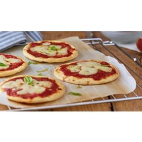 Mini Pizza Margherita (Lactosevrij)
