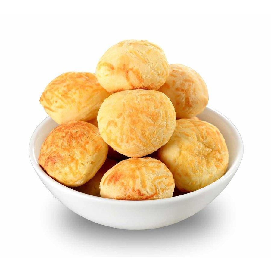 Small Size Braziliaanse Kaasbroodjes (Pão de Queijo)