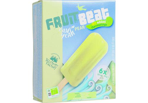 Ice Cream Factory Eau Yeah Fruit Beat Pear Biologisch
