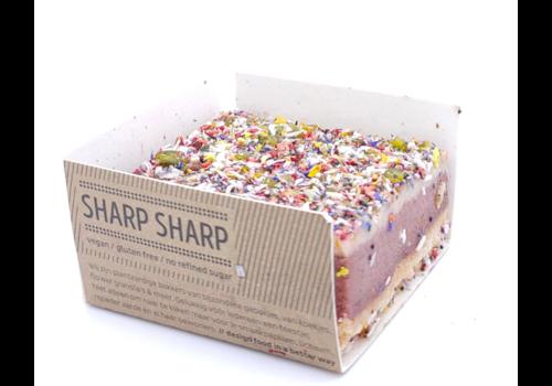 Sharp Sharp Confetti Cake