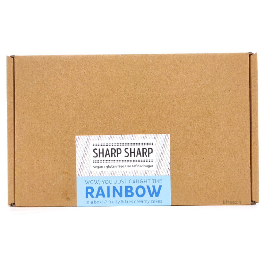 Caught the Rainbow in a Box