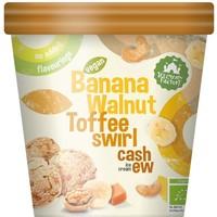 Banana Walnut Toffee Swirl Cashew IJs Biologisch