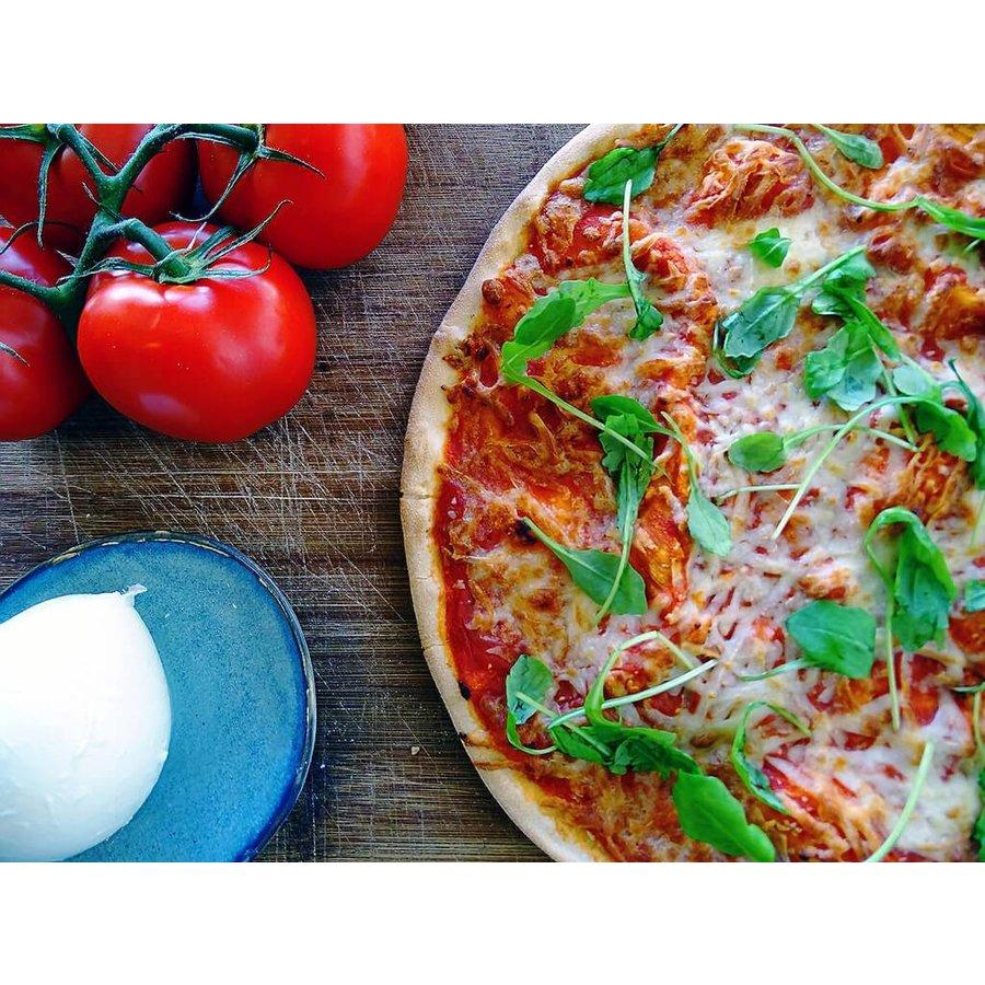 Pizza Margherita XL  (Lactosevrij)