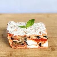 Lasagne Aubergine en Ricotta Kaas
