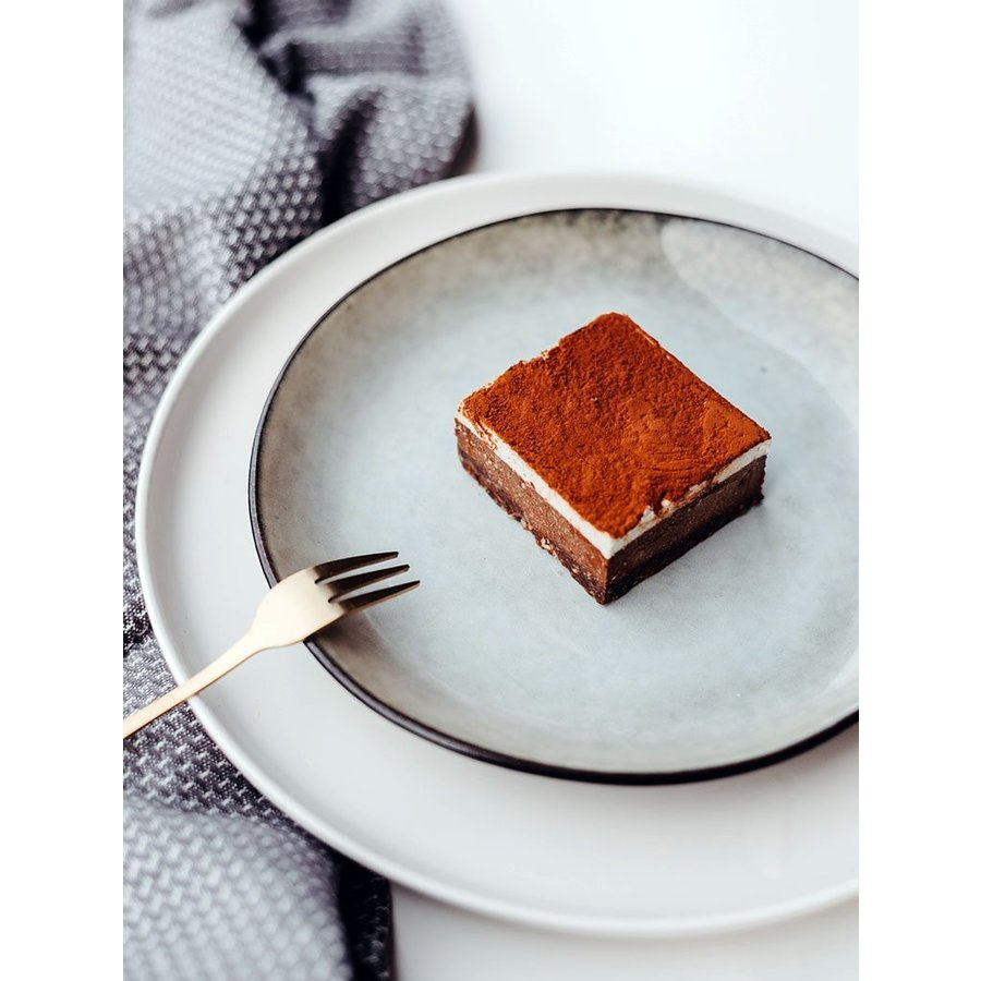 Vegan Tiramisu Cake 2 stuks